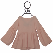 Flawless Blush Top for Tweens (Size 8)