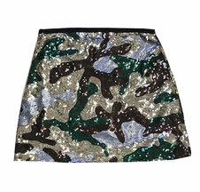Flowers by Zoe Girls Wear Camo Skirt (MD 10 & LG 10/12)