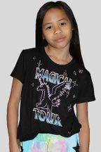Flowers By Zoe Unicorn Magical Tee