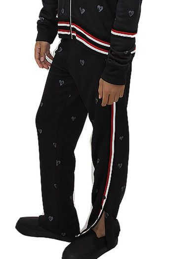 Flowers by Zoe Warm Up Pant in Black