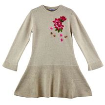 Flowers Never Fade Sweater Dress (5 & 7)