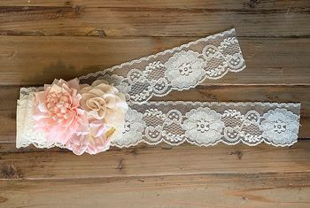 Frilly Frock Eleanor Headband Sash SOLD OUT