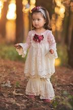 Frilly Frocks Swing Set Isabella Lace PREORDER