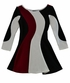 Biscotti Future Trend Setter Swirl Dress Alternate View