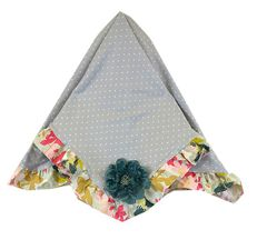 Gracies Garden Blanket for Babies