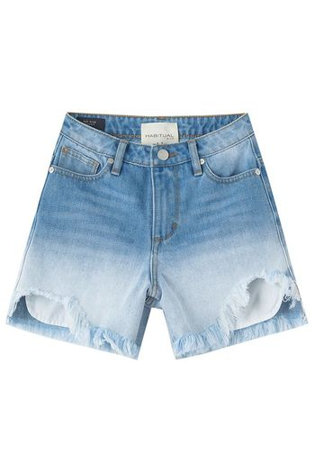 Habitual Girl High Waist Frayed Short SOLD OUT