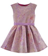 Halabaloo Galaxy Party Dress in Pink (Size 8)