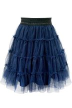 Hannah Banana Blue Tulle Skirt (7 & 14)