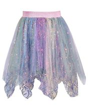 Hannah Banana Mermaid Tutu Skirt with Sequins (2T,4T,7,8)