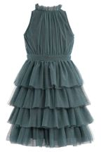 Hannah Banana Tween Party Dress in Green (10 & 12)
