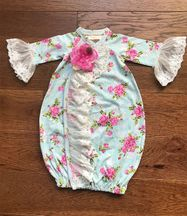 Haute Baby Bloomsbury Gown SOLD OUT