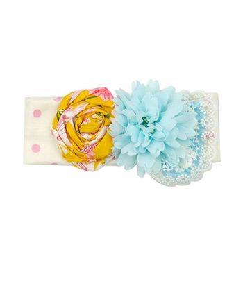 Haute Baby Headband Merry Meadow