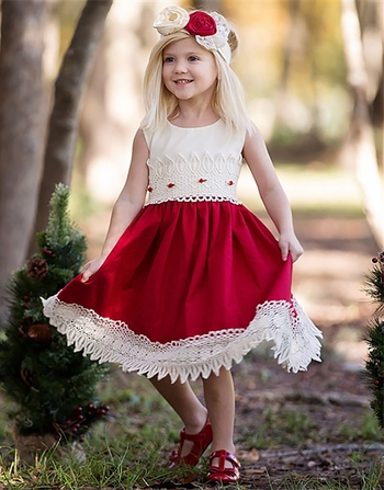 Haute Baby Holiday Toddler And Girls Dress (2T,3T,4T,4)
