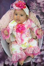 Haute Baby Honey Child Kimono Set