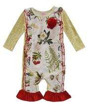 Giggle Moon Infant Romper Gifts From Heaven (6Mos,9Mos,12Mos,18Mos)