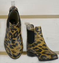 How Do Leopards Get Their Spots Rain Boot (11 & 12)