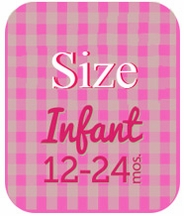 Infant Girl Clothes (12-24mos)