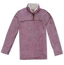 Its Cold Outside Girls Pullover Jacket