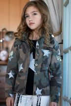 Jak and Peppar Camo Rudy Schacket (2T,4,6X 7,12)