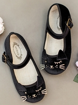 Joyfolie Ellie Mary Jane Black (Size 9)
