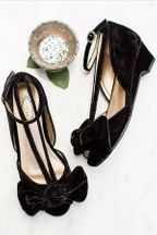 Joyfolie Lucia Heel in Black (6,9,10,2Y)