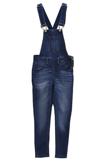 KanCan Tween Denim Overall