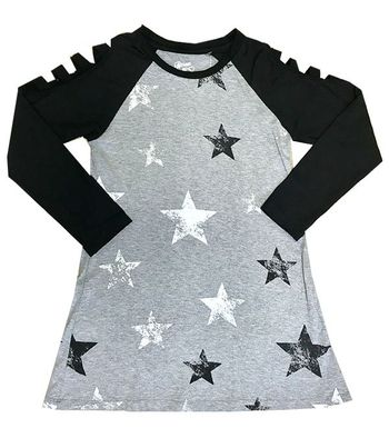 Let Your Star Shine Dress (Size MD 10 & XL 12/14)