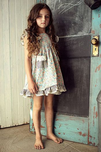 Little Prim Alice Dress Spring 2019