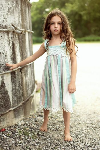 Little Prim Charleston Dress (12Mos,4T,4)