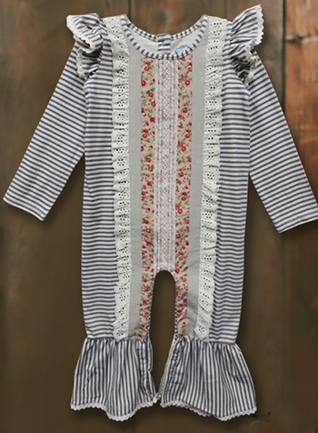 Little Prim Ollie Romper