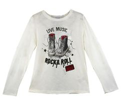 Mayoral Live Music Tween Top (Size 8)