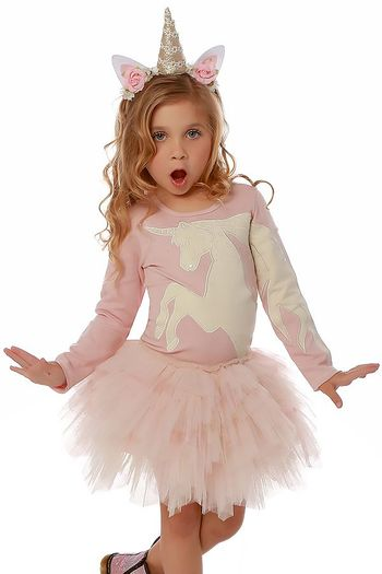 Magical Pink Unicorn Dress SOLD OUT