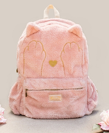 Matilda Backpack in Coral