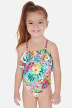 Mayoral Swimsuit Tropical Girl (Sizes 2 to 8)