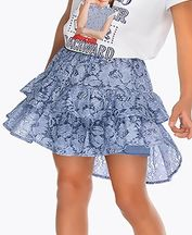 Mayoral Frill Lace Skirt (8 & 14)