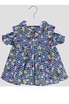 Mayoral Girls Blouse Picnic Bows (Size 2 to 8)