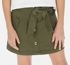 Mayoral Green Skirt in Olive (8,10,12)