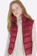 Mayoral Puffer Vest Ruby (8,10,12)