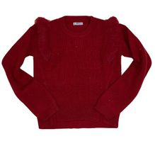 Mayoral Red Pullover Sweater  (8,10,12,14)