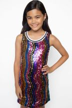 Mia New York Groovy Dress (Size 12)