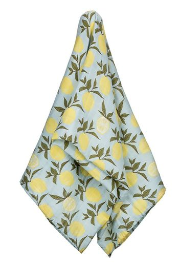Milkbarn Swaddle Lemon