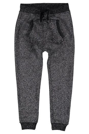 Molo Aliki Soft Pants Black Silver