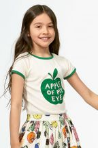 Molo Apple Of My Eye Tee (Size 5)