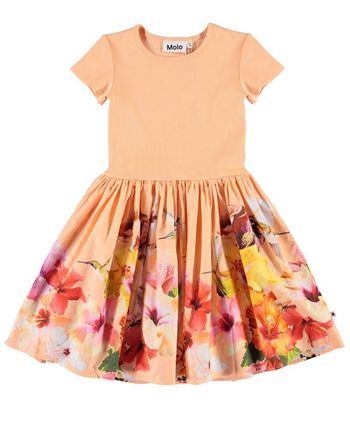 Molo Girls Hummingbird Dress Spring SOLD OUT