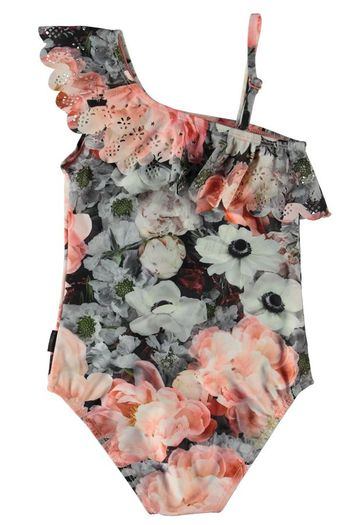 Molo Net Blossom Swimsuit