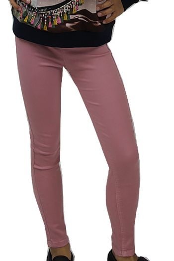 Molo Pink Jegging for Girls (3/4 & 7/8)