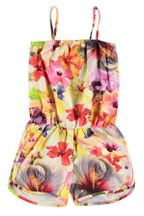 Molo Romper In Pacific Floral