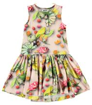 Molo Tutti Fruiti Dress (Sizes 3 to 11/12)
