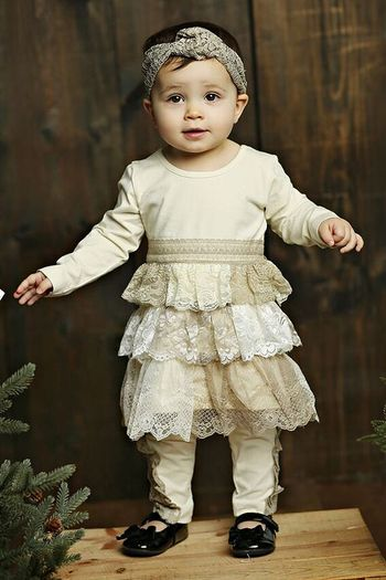 Mustard Pie Ella Set Holiday (9Mos,3T,4,5,6,6X)
