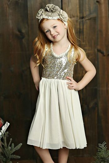 Mustard Pie Starlight Holiday Dress (2T,4T,6X,10)